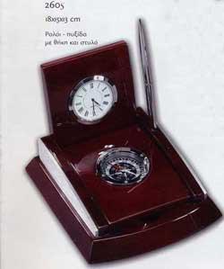 Ρολόι-πυξίδα