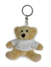 Μπρελόκ κλειδιών με αρκουδάκι