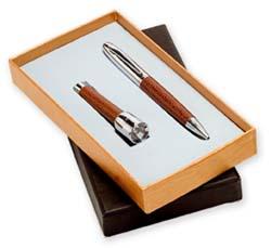 Σετ στυλό-φακός