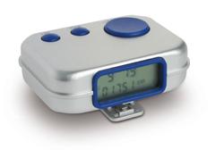 Ρολόι - ψηφιακός μετρητής βημάτων