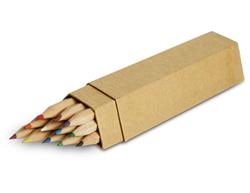 Σετ πολύχρωμων μολυβιών