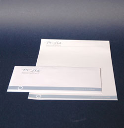 "SET OF STATIONERY PAPERS ""GMUND"""