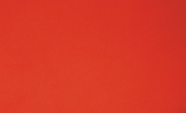 CURIOUS TRANSLUCENT RED