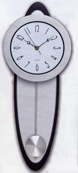 Ρολόι οβάλ εκκρεμές