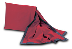 Κουβέρτα-μαξιλάρι